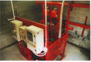 FIREFIGHTING PRESSURIZING UNIT, DIESEL ENGINE PUMP AND ELECTRICAL PUMP
