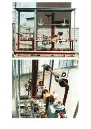 NG STATION REGULATING AND METERING IN CABINET