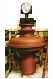 PILOT-OPERATED PRESSURE REGULATOR WITH TIME PROGRAMM